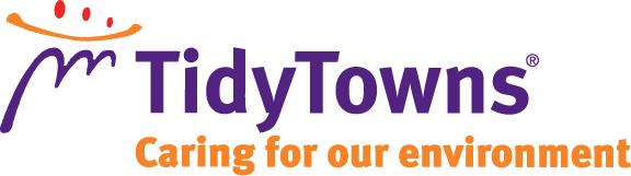 Tidy town logo