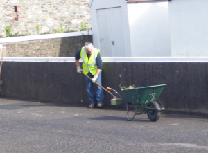 Tidy Towns 2017 - Spring Clean
