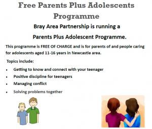 Parents Plus adolescents Programme